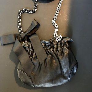 Ann Taylor leather Crossbody